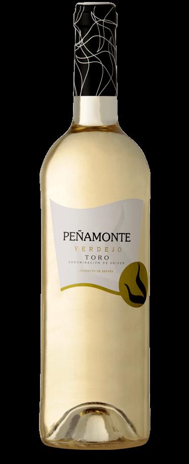 Fotografía de botella de Peñamonte Verdejo