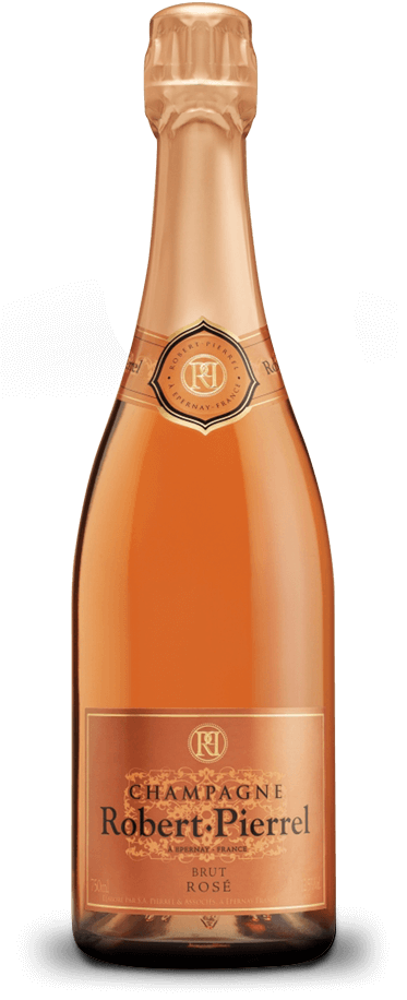 Fotografía de botella de Robert Pierrel Tradition Brut Rosé.