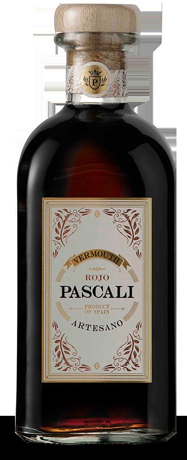 Fotografía de botella de Vermouth Pascali