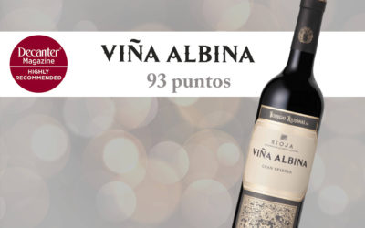 DECANTER RECOMIENDA VIÑA ALBINA GRAN RESERVA