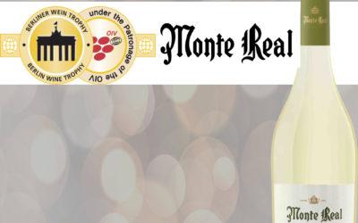 MEDALLA DE ORO Berliner Wine Trophy para MONTE REAL FERMENTADO EN BARRICA 200
