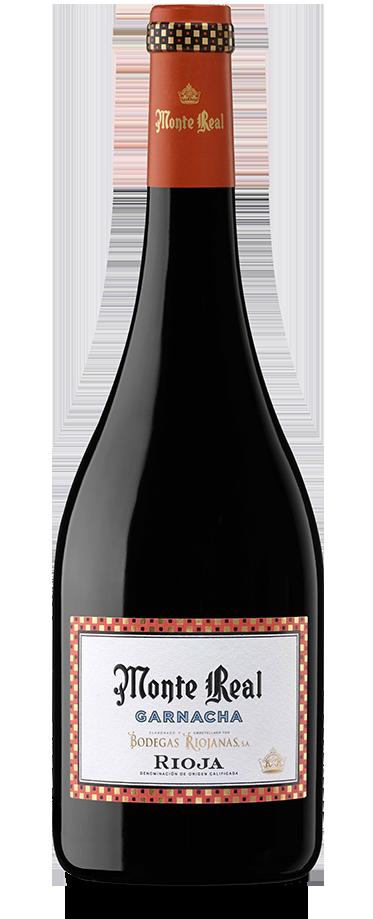 Fotografía de botella de Monte Real Cuvée